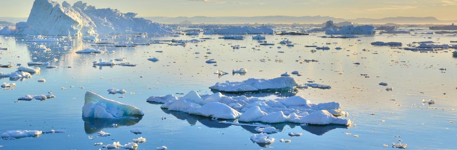 Kangerlussuaq, Grønland