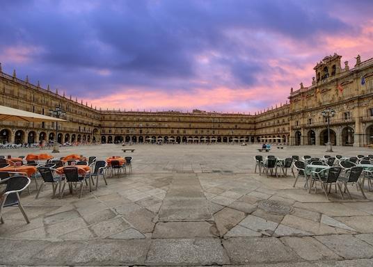 Salamanca, Spania