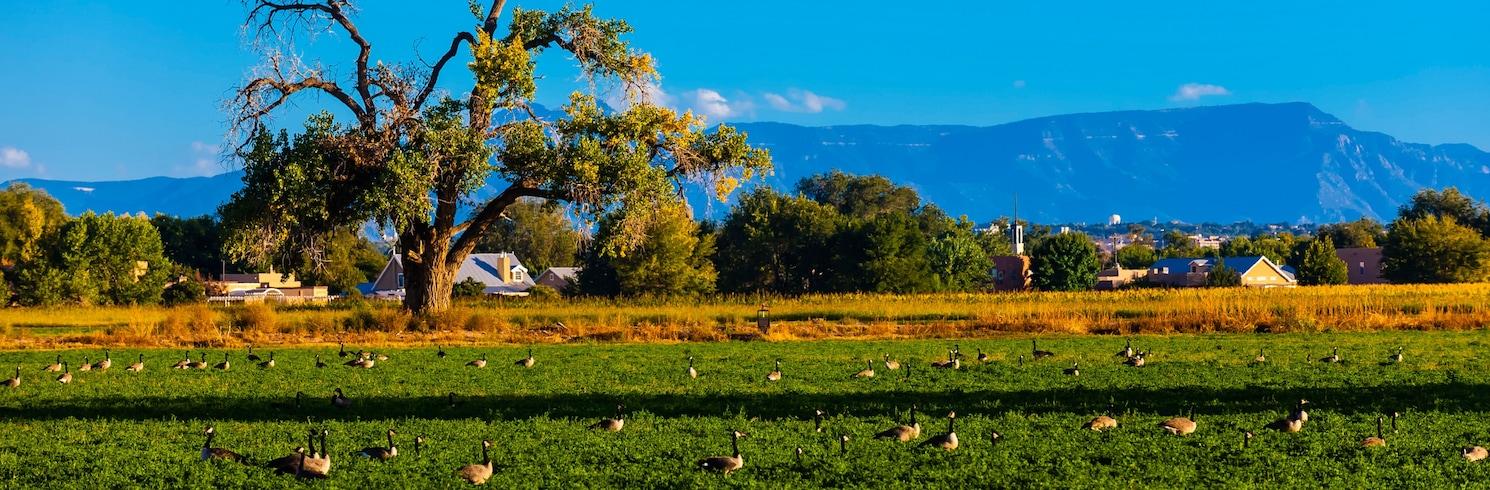 Λος Ράντσος ντε Αλμπακέρκε, Νέο Μεξικό, Ηνωμένες Πολιτείες