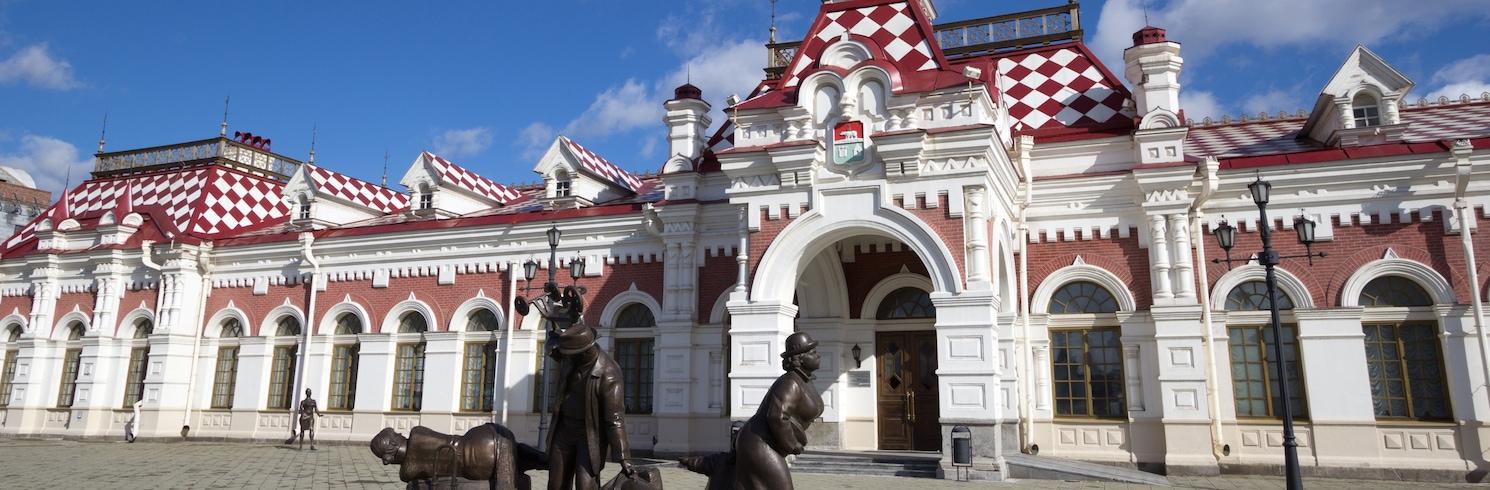 Yekaterinburg (e arredores), Rússia