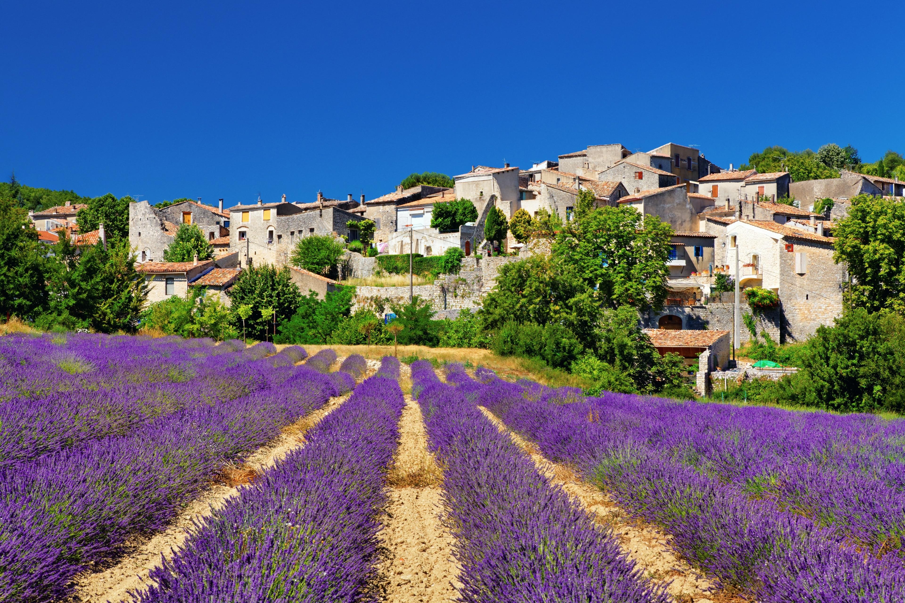 Pays d'Apt-Luberon, Vaucluse, France
