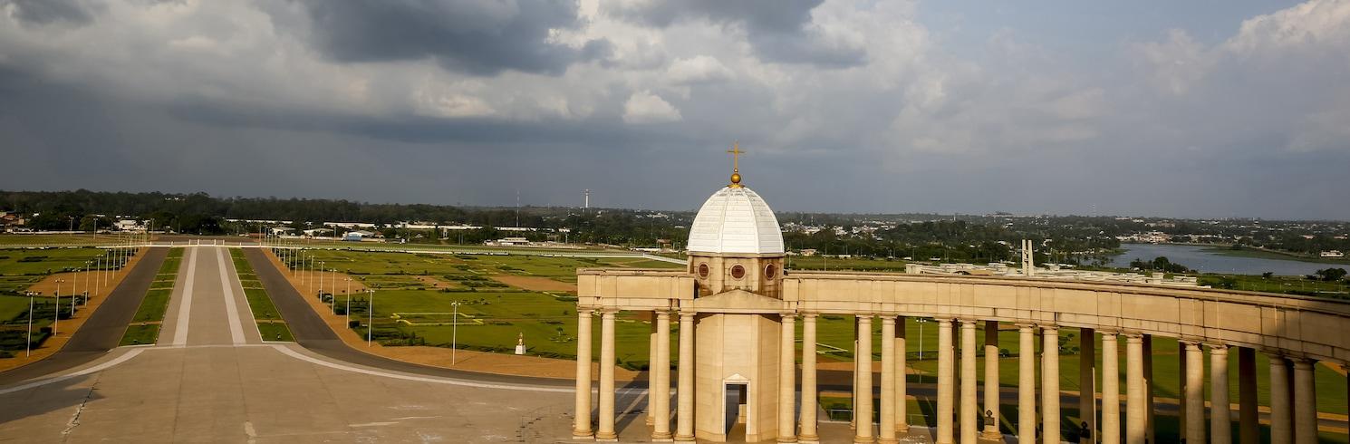 Yamoussoukro, Cote d'Ivoire
