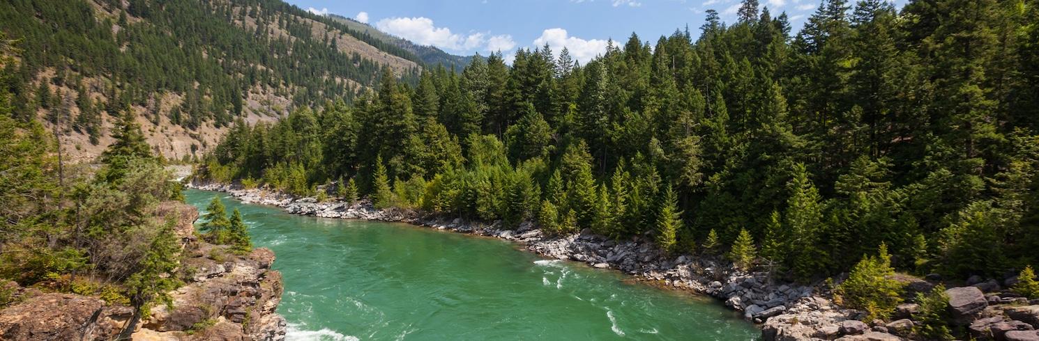 Northern Idaho, Aidaho, Amerikas Savienotās Valstis