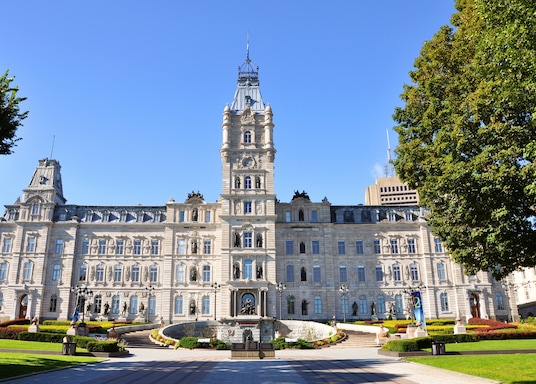 格蘭林蔭大道, 魁北克, 加拿大