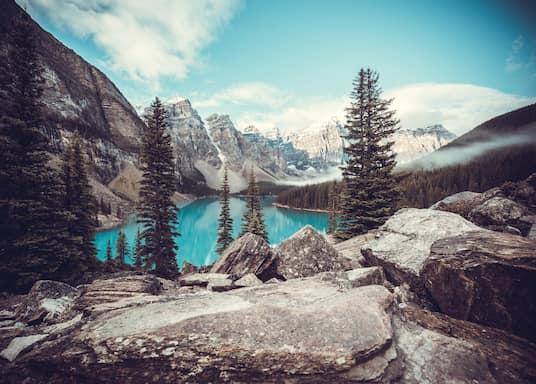 Lago Louise, Alberta, Canadá