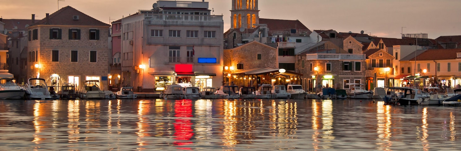 Водиче, Хорватия