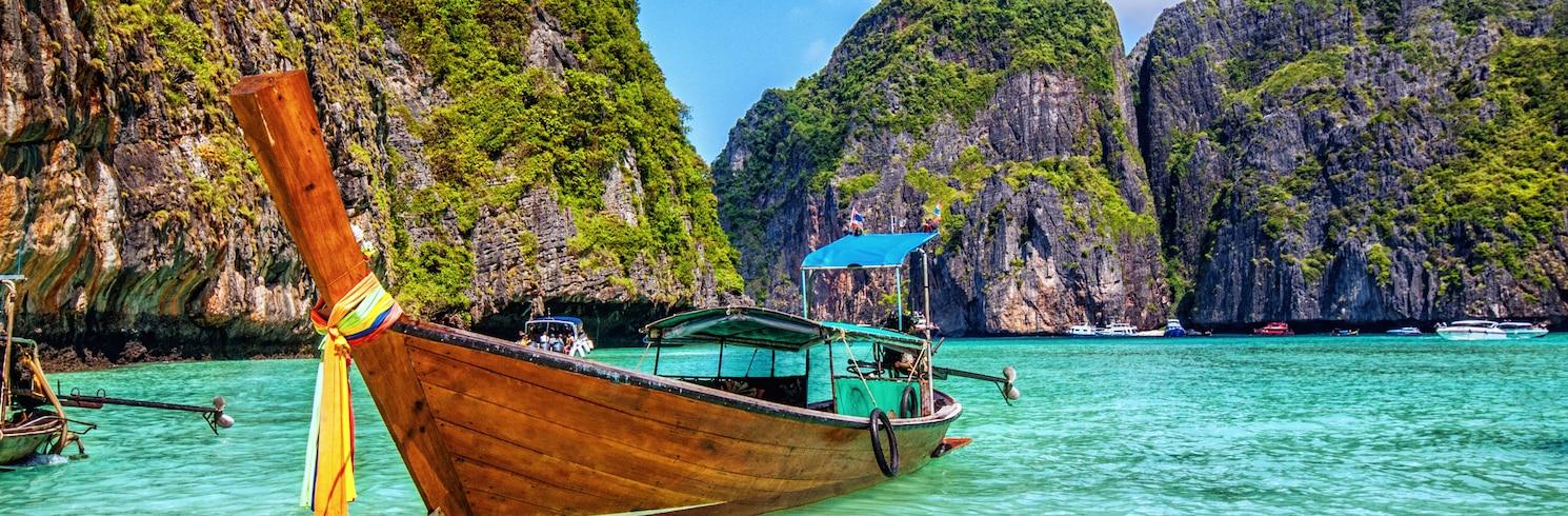 Phuket (i okolica), Tajlandia