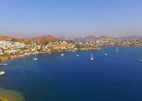 Yalikavak, Tyrkia