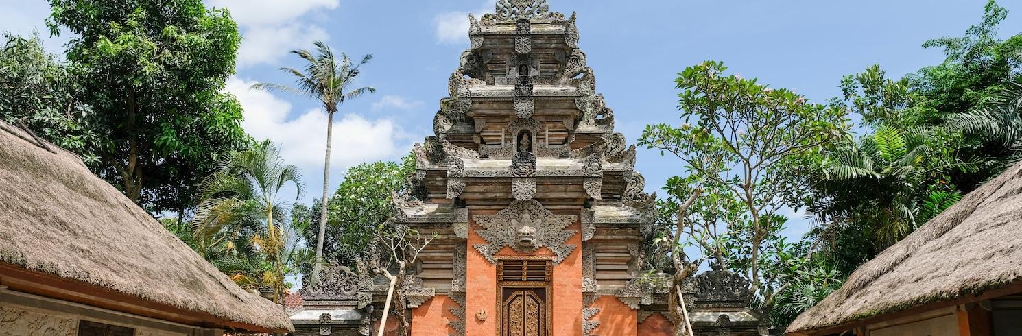 派李阿潭, 印尼