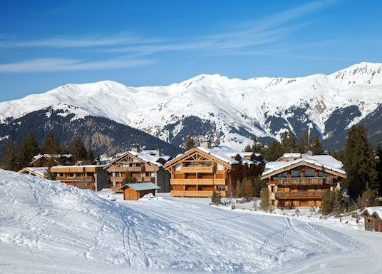 Courchevel, Frankrike