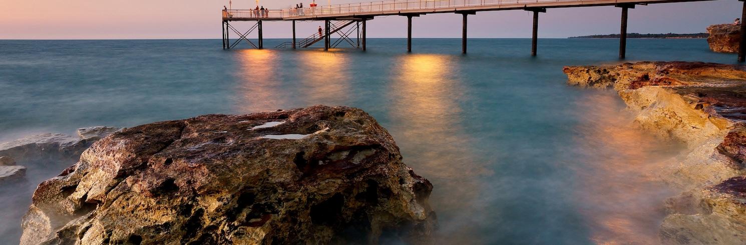達爾文, 北領地, 澳洲