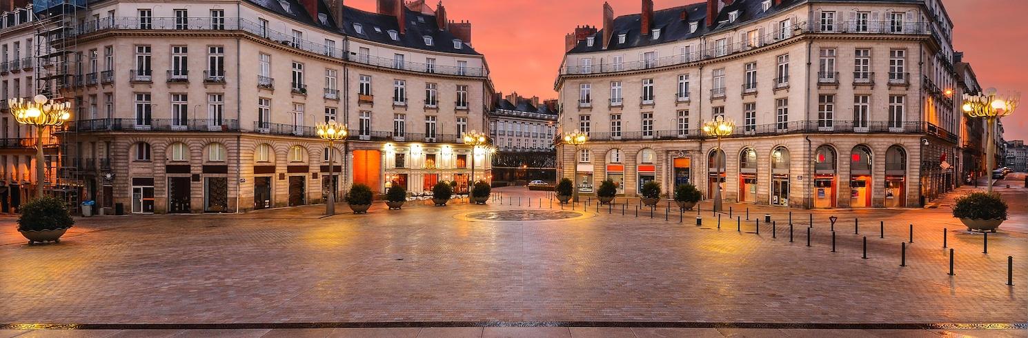 Nantes, Frakkland