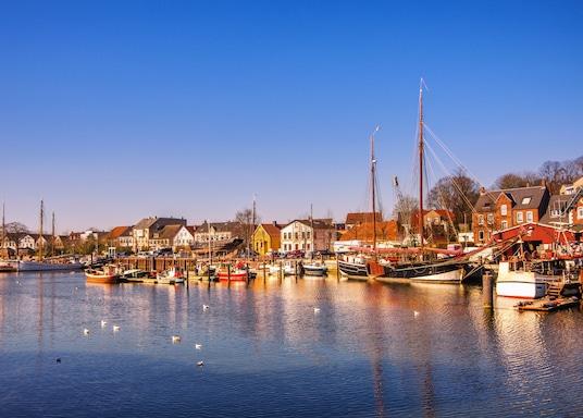 Внутренняя часть Шлезвиг-Гольштейна, Германия