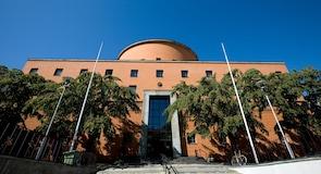 Bibliothèque publique de Stockholm (Stockholms stadsbibliotek)