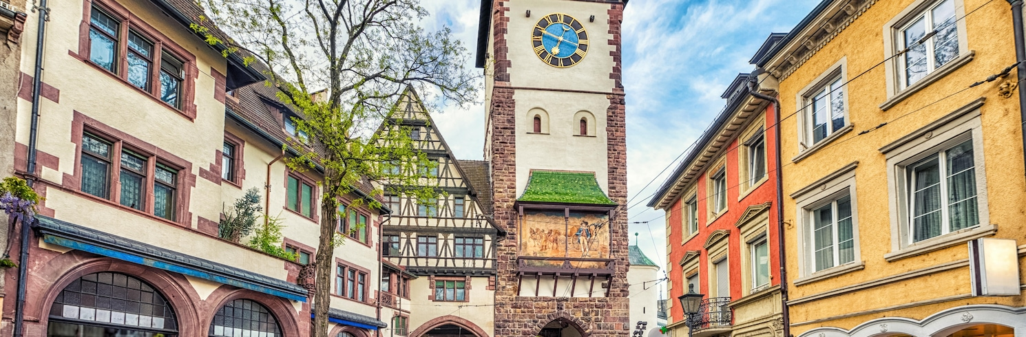 Senamiestis, Vokietija