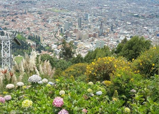 Distrito Capital, Colômbia