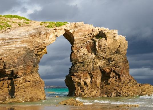 Ribadeo, Spain