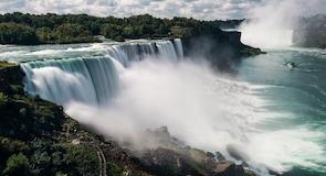 Innenstadt von Niagara Falls