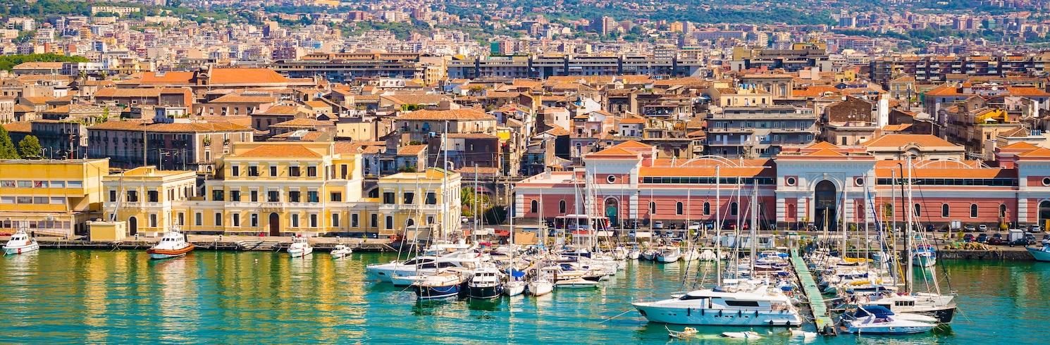 Katānija, Itālija