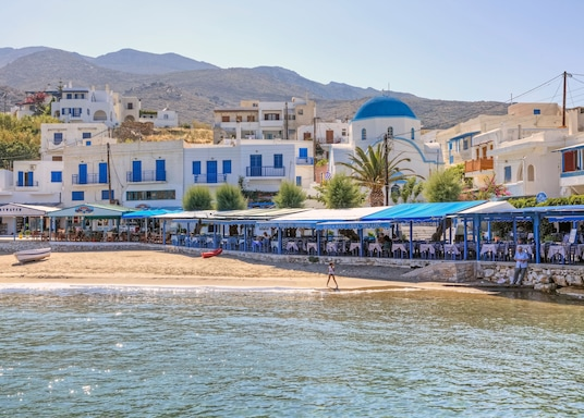 Naxos Town, Greece