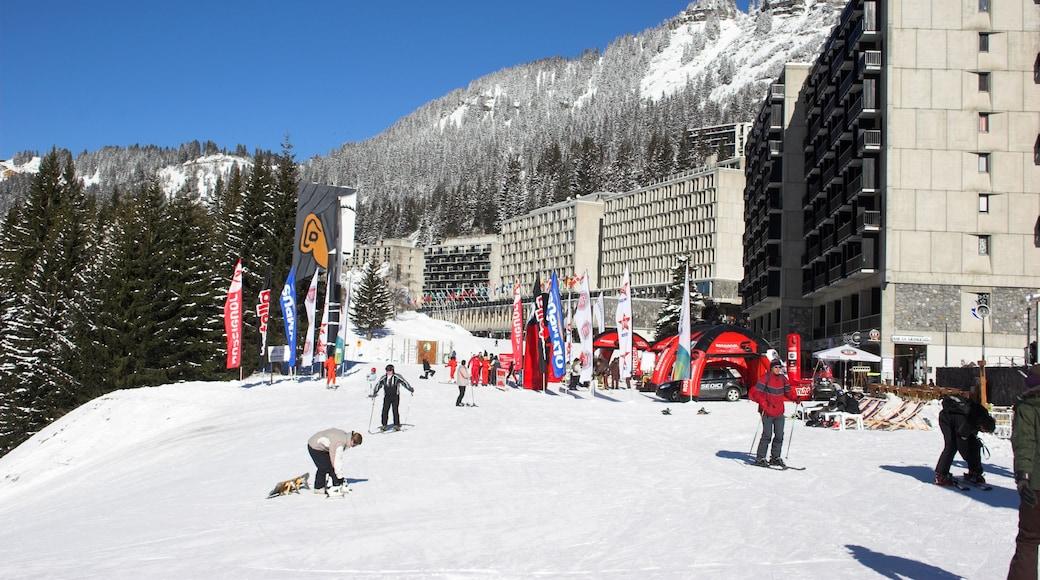 Morillon Ski Resort