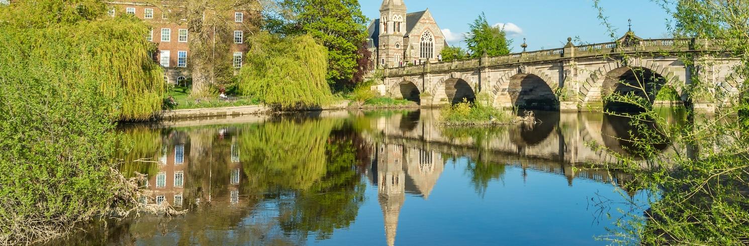 Shrewsbury, Inggris Raya