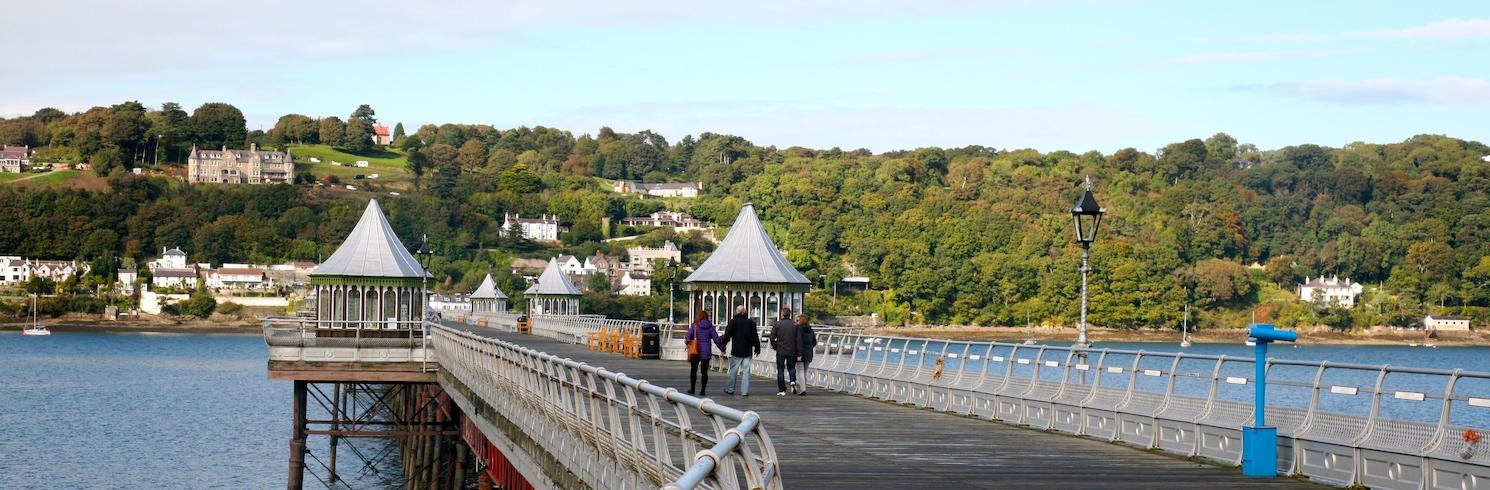 Bangor, Storbritannien