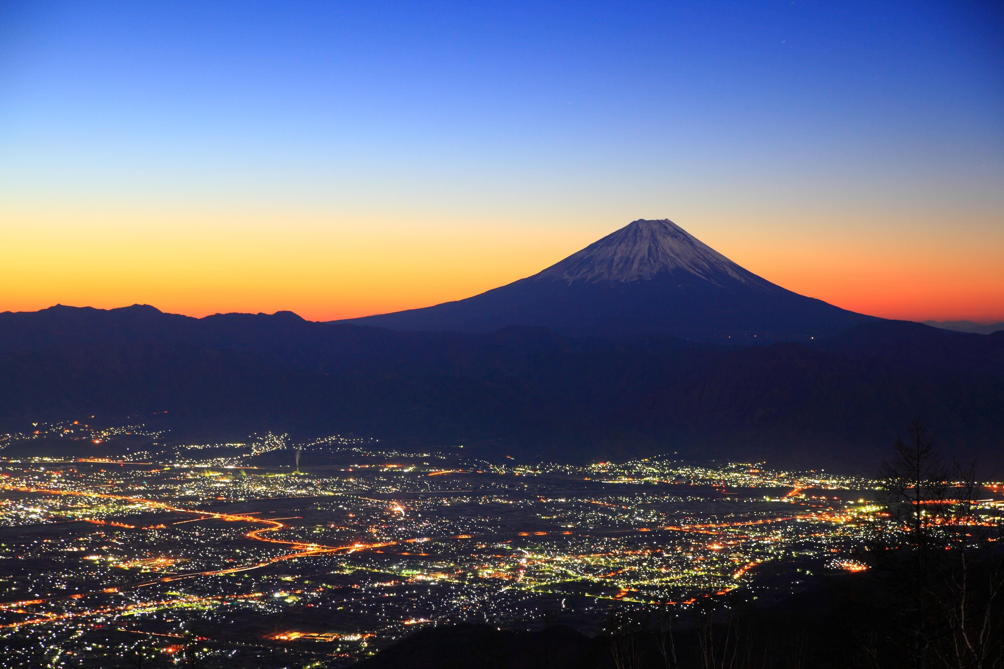 Yamanashi, Yamanashi (præfektur), Japan