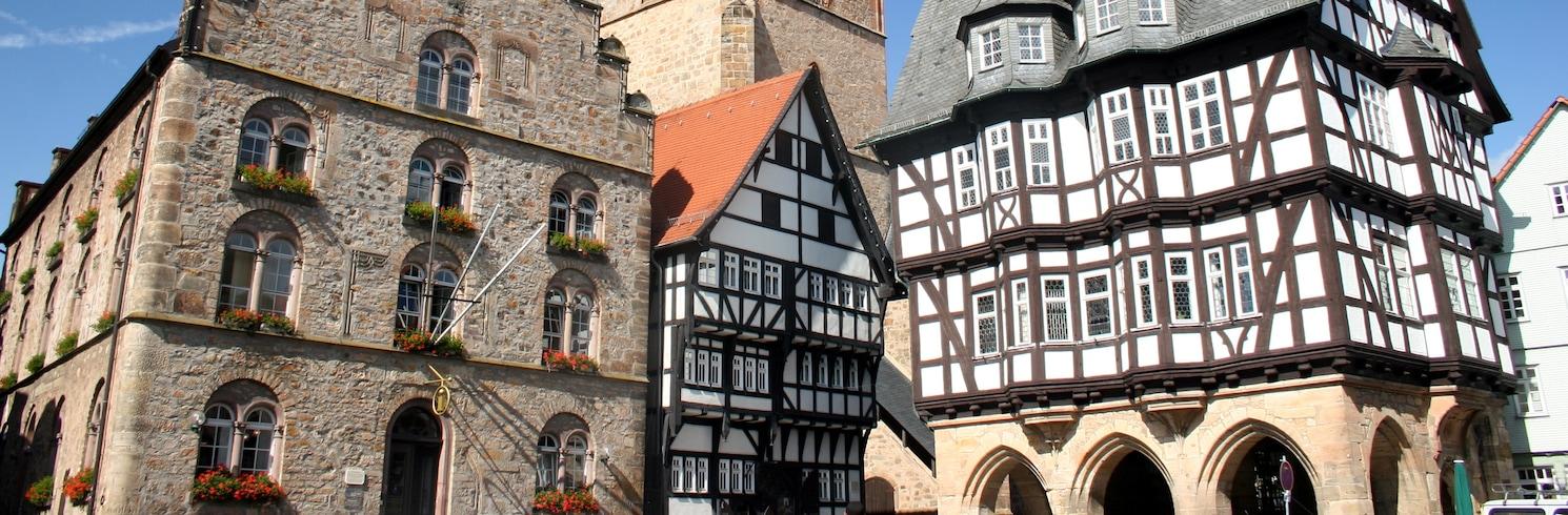 Округ Фогельсберг, Німеччина