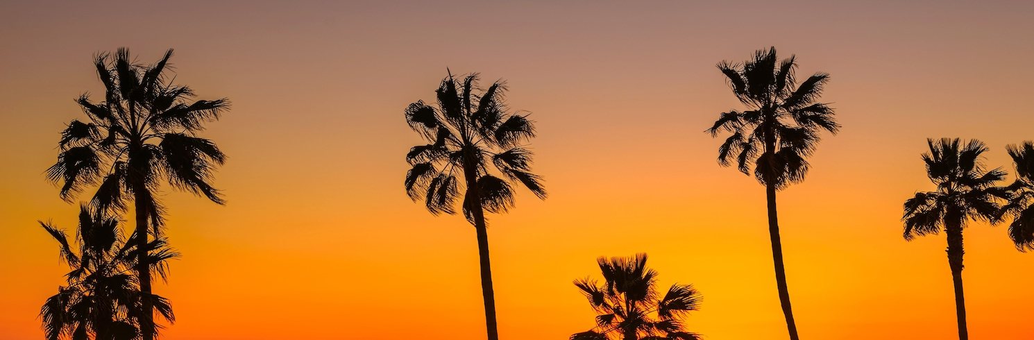 Manhattan Beach, Californien, USA