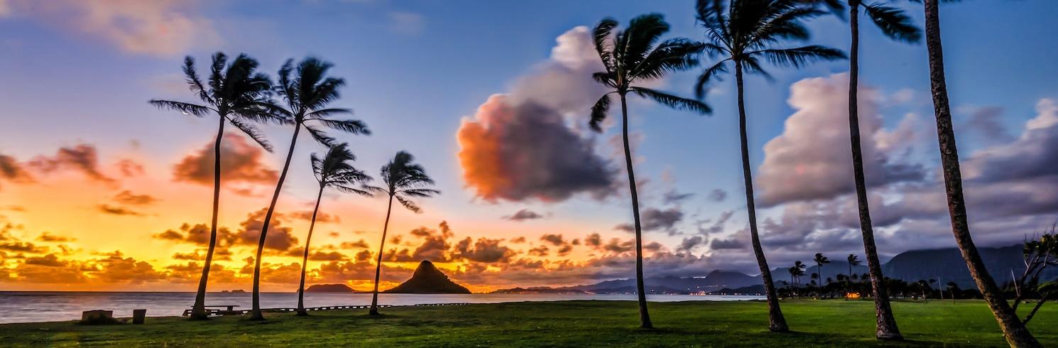 Kahalu u, Hawaii, United States of America
