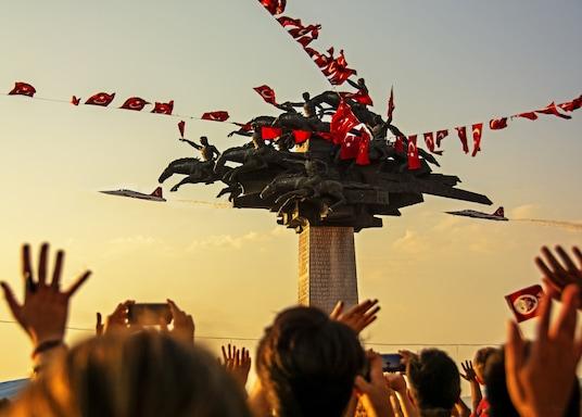 Türkeli, Türkei