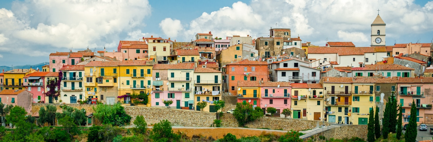 Capoliveri, Italy