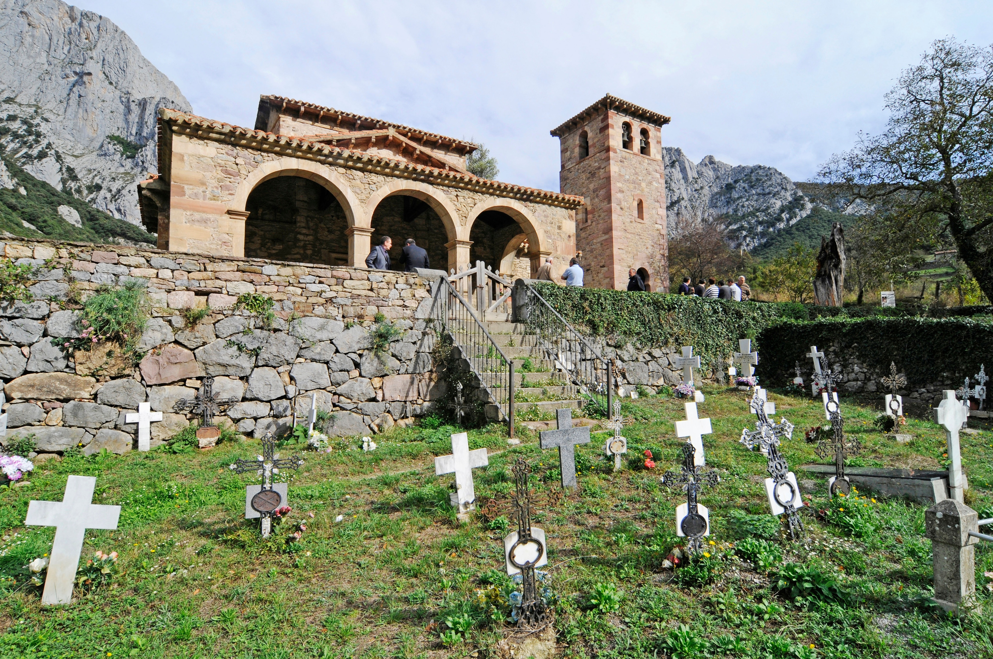 Cillorigo de Liebana, Cantabria, Spain