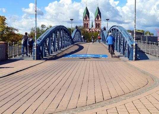 Ciudad Vieja, Alemania