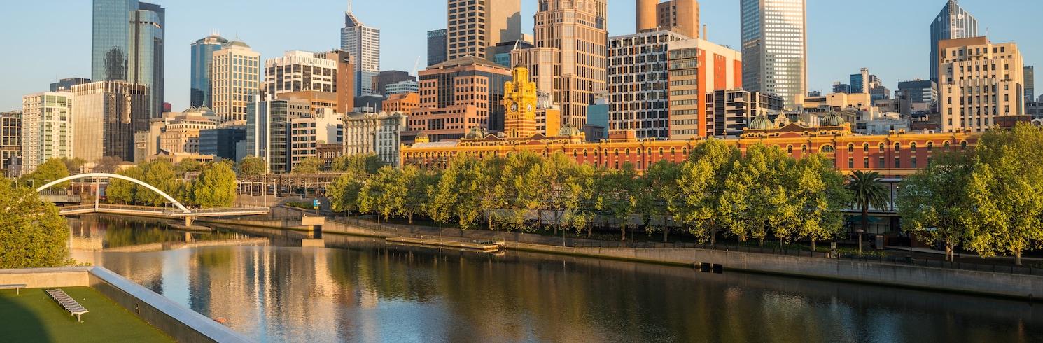 Мельбурн, Виктория, Австралия