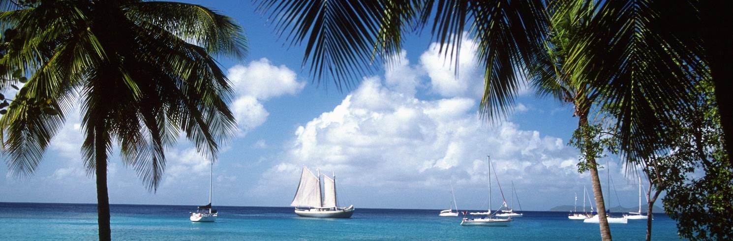 Pulau Mustique, Saint Vincent Dan Grenadines