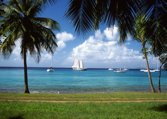 Mustique Island, St. Vincent and the Grenadines