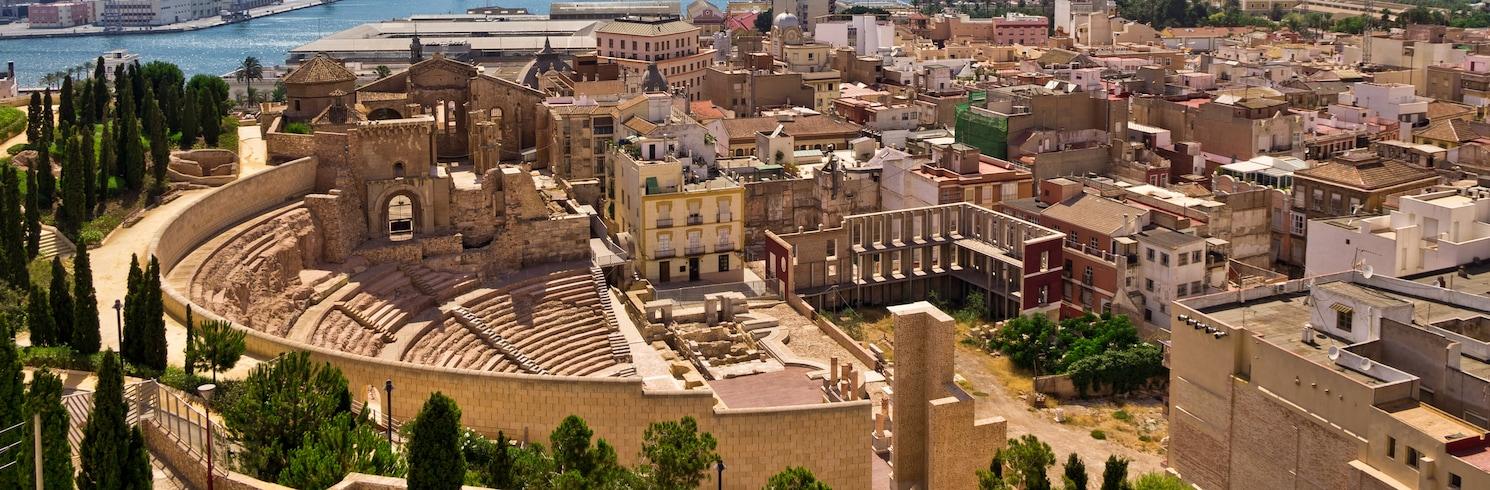 Cartagena, Spanje