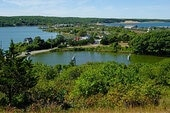 Fort Pond Bay Beach, Montauk, New York, United States of America