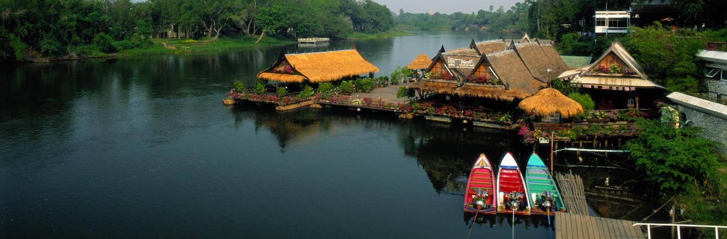 Kanchanaburi, Thaïlande