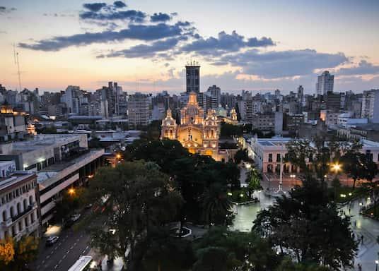 كوردوبا, الأرجنتين