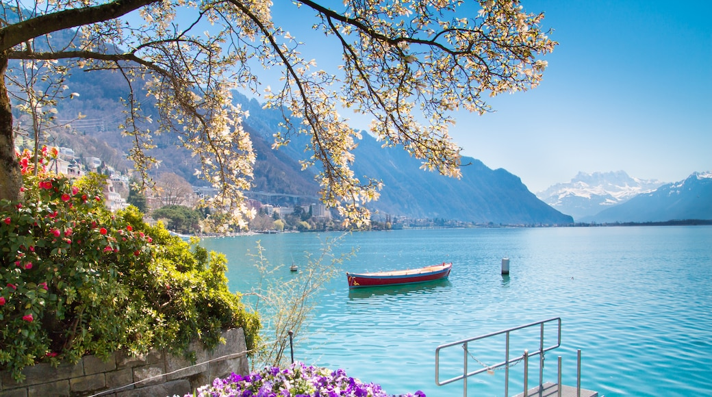 Stadtzentrum Montreux