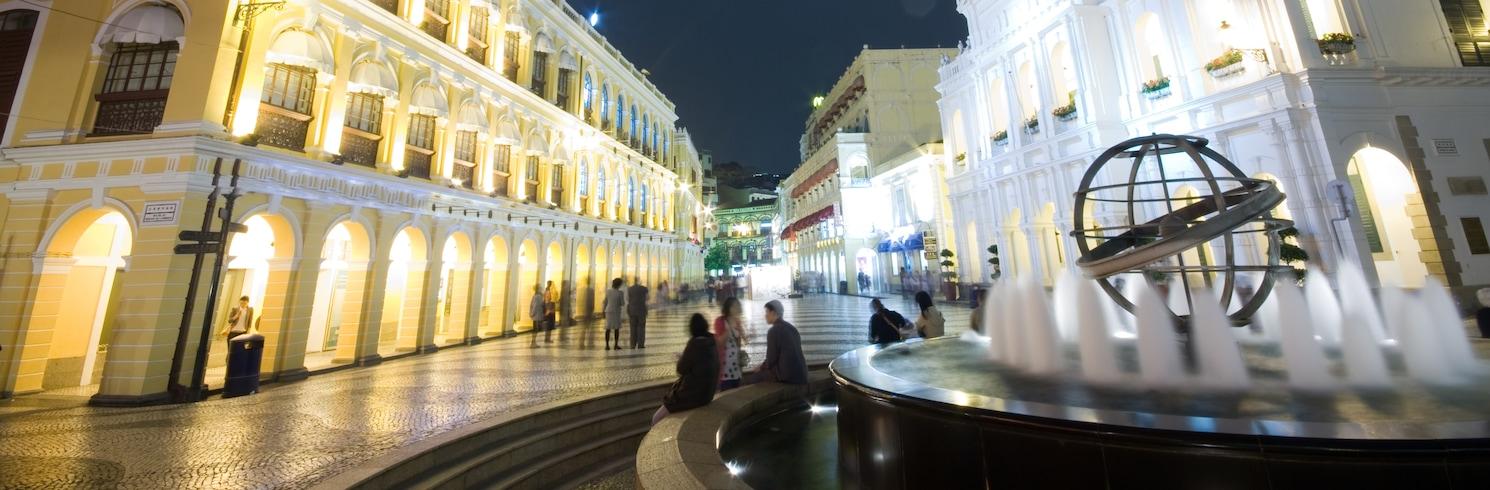Historic Center of Macau, Macau SAR