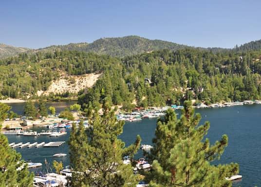 Lake Arrowhead, Kalifornija, Amerikas Savienotās Valstis