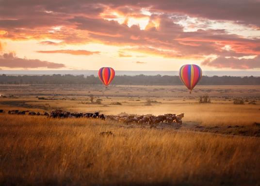 مازاي مارا, كينيا