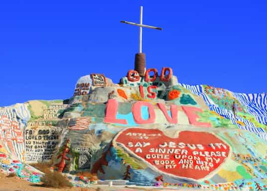Mekka, Kalifornia, Egyesült Államok
