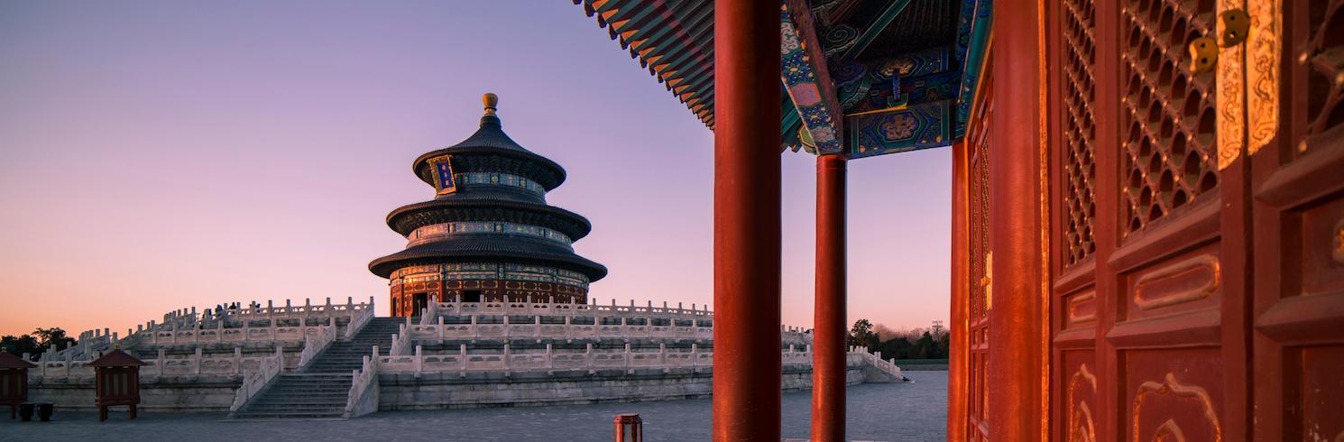 Bozhou, Chiny
