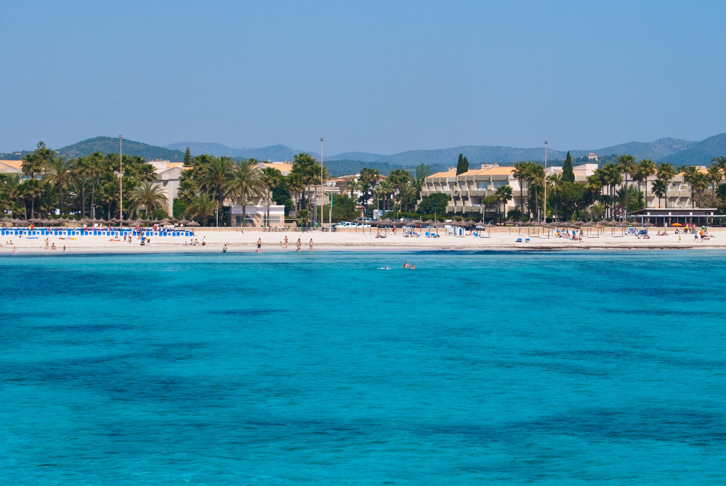 Sa Coma, Sant Llorenç des Cardassar, Islas Baleares, España