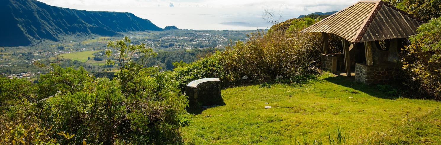 Sainte-Rose, Réunion
